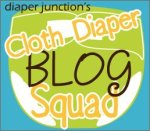 Cloth Diaper Blog Squad