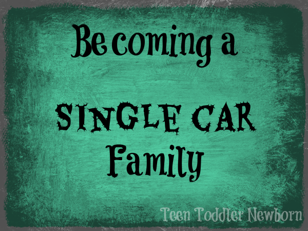 single car